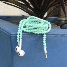 Mint Julep - Tangle Free Earbuds - Wrapped Headphones - Your Choice of…