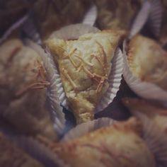 mini chicken puff @Rp. 6000 Min. Order 20 pcs