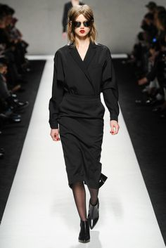 Max Mara - Milan Fashion Week - Otoño Invierno 2014/2015 - Fashion Runway