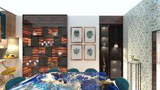 villa interiors for jain family