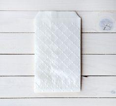 Sacchettini di carta pergamina glassine  texture di ThinkPartyShop