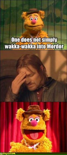 One Does Not Simply Wokka Wokka