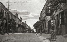 Ulica Kościuszki (Koshare Road)