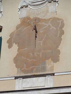 Meridiana del Palazzo della Meridiana o Palazzo Gerolamo Grimaldi, Genova
