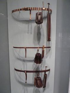 Illerup Ådal belts and pouches
