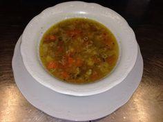 Una ricca zuppa di verdure
