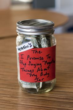I promise to stop saying negative things about my body - tip jar