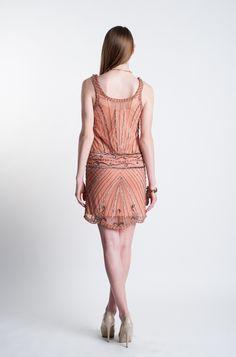 dreamy Gatsby dress