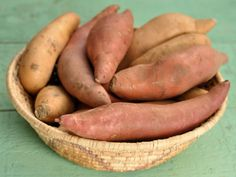 Sweet potatoes are loaded with beta-carotene, which produces vitamin A. Vitamin A increases cell turnover and protects the integrity of our skin. In fact, it's so important for healthy skin that its derivatives, called retinoids, are found in many skin care products. But you can get skin-boosting benefits by adding this sweet, hearty veggie to your weekly meals.