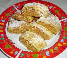 Pancakes, French Toast, Sweets, Apple, Breakfast, Yummy Yummy, Food, Apple Fruit, Morning Coffee