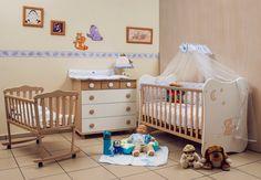 Βρεφικό δωμάτιο Απόλλων. Cribs, Toddler Bed, Malta, Baby, Furniture, Home Decor, Ideas, Cots, Child Bed