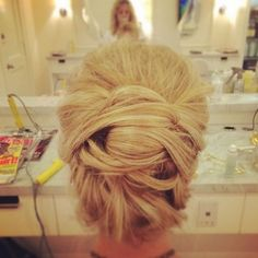 2 Updo Ideas That'll Make You Want to Get Engaged or Be Someone's Bridesmaid