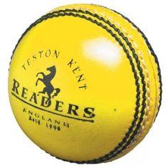 Readers Indoor Yellow Cricket Ball