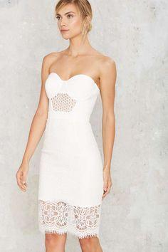 Cara Lace Midi Dress - Clothes   Midi + Maxi   LWD   Summer Whites
