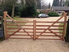 Farm Gates | ... Gates Ltd - Your local electric and automated gates specialist