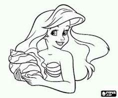 43 En Iyi Deniz Kızı Ariel Görüntüsü Mermaids Ariel Ve Ariel The