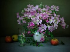 Apples and wildflowers by Elena Pankova on 500px