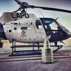 LAPD and Lord Stanley's Cup