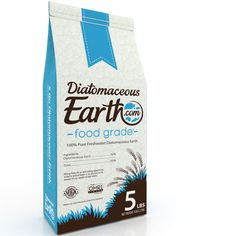*Top Rated* Food Grade Diatomaceous Earth 5 Lbs