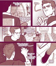 STEREK TEACHER comic commission by Romax pg4 by Slashpalooza