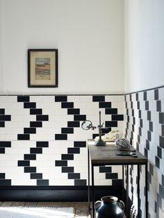 black metro tiles - Поиск в Google