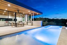 Beverly Hills Situated House Project by Dennis Gibbens Architects ...
