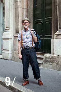Street Style: Suspenders | Gentleman & Scholar