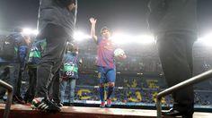 El gran goleador de la historia del Barcelona, sin duda, mi primer Pin tiene que ser sobre Messi