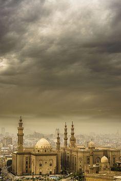 Mosque of Sultan Hasan. Cairo. EGYPT