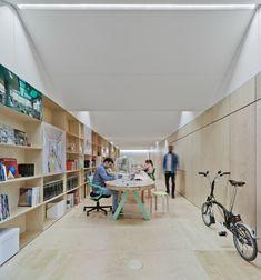 Galería de Oficina estudio IGLOO / estudio IGLOO - 17