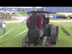 ▶ Oklahoma Steam Threshers & Gas Engine Association - YouTube