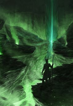 Green Hell by mardesigns (Marc Alexandre Robbe) - Digital ArtLords