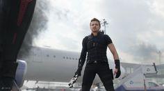 #Hawkeye #Captain America #Civil War