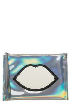 Lulu Guinness- mirrored silver My Bags d6a979c03b606