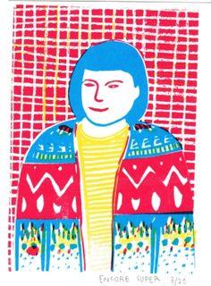 Gravures & Estampes | Encore Super | amie | Tirage d'art en série limitée sur L'oeil ouvert Street Art, Art Graphique, Artwork, Contemporary Photography, Old Photography, Etchings, Prints, Open Set, Amigos