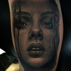 Carrie | Community Post: 37 Incredible Horror Movie Tattoos That'll Give You…