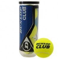 Dunlop CLUB 3 x Tennisbälle