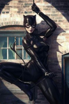 New Catwoman outfit