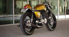 1969 Suzuki T500 II Titan Cafe Racer by Norwegian Bård Hansen - Photo by Nicki Twang #motorcycles #caferacer #motos | caferacerpasion.com