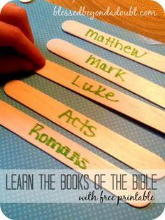 printable books of the bible