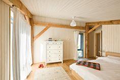 Helen Lucas Architects Edinburgh | project | frisealach timber house | living spaces