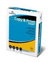 GP Copy & Print Paper, 8.5 x 11 Inches Letter Size, 92 Bright White, 20 Lb, Ream of 500 Sheets