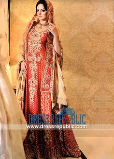 Designer Cara Bridal Collection 2014 in Atlanta, Florida  Pakistani Bridal Dresses 2014: Designer Cara Bridal Collection 2014 in Atlanta, Florida. Personalized Tailoring. Original Quality. Worldwide Delivery. by www.dressrepublic.com