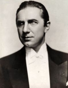 """""""If my accent betrayed my foreign birth, it also stamped me as an enemy, in the imagination of the producers."""" — Bela Lugosi"""