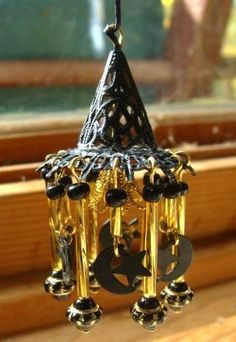 Witchy wind chimes