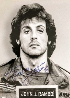 First Blood Rambo) Hollywood Actor, Hollywood Actresses, Actors & Actresses, Al Pacino, Sylvester Stallone Rambo, Stallone Movies, Stallone Rocky, Silvester Stallone, Cinema Tv