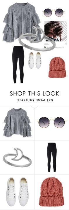 """Diva shades"" by celeste-05 ❤ liked on Polyvore featuring Chicwish, Spitfire, Midsummer Star, adidas Originals, Converse and Accessorize"