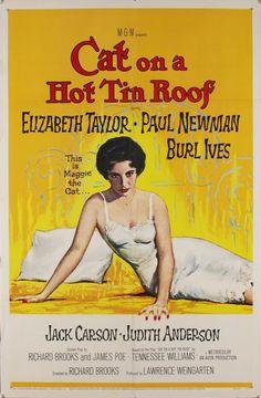 Cat on a Hot Tin Roof (Richard Brooks, 1958)