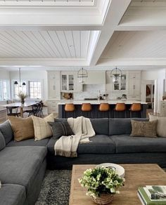 - So, are you ready for the Modern Living Room experience? Ready to live with modern style furniture but do not know where to start? Let's start. home living room Newest Modern Living Room Design Ideas For Your Inspiration My Living Room, Home And Living, Living Spaces, Modern Living, Small Living, Modern Room, 2 Living Rooms In One Space, Living Room Ideas Grey Floor, Cottage Living