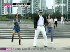 [Y-STAR] PSY 'Gangnam Style', Popular in the United States (싸이 '강남스타일', ...